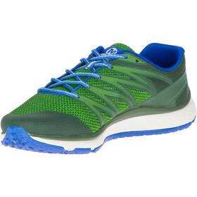 Merrell Bare Access XTR Zapatillas Hombre, verde/azul